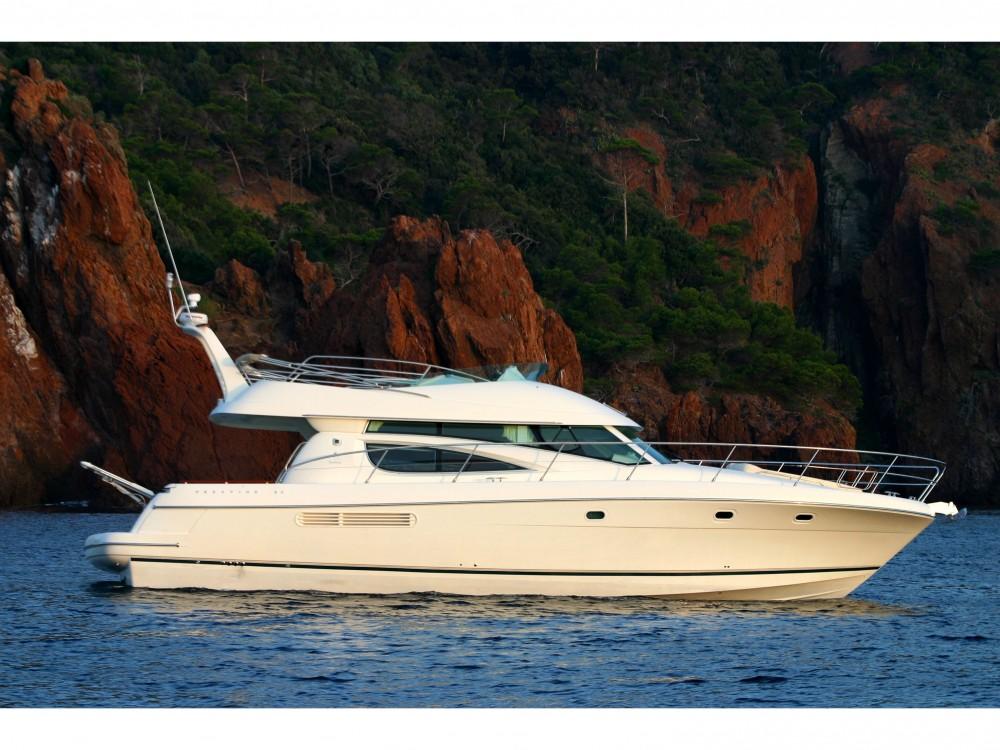 Boat rental Jeanneau Prestige 46 Fly in ACI Marina Dubrovnik on Samboat