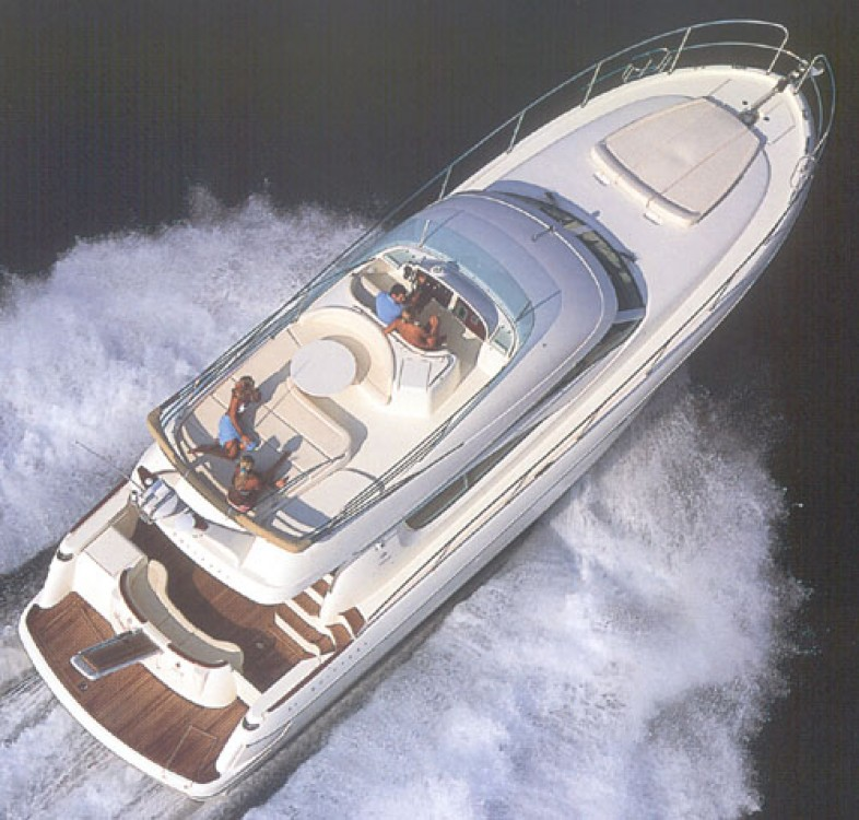 Jeanneau Prestige 46 Fly between personal and professional ACI Marina Dubrovnik