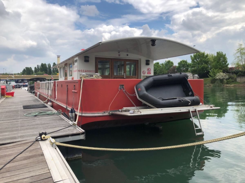 Hire Houseboat with or without skipper Liberté Île-de-France