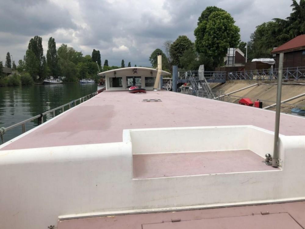 Rental Houseboat in Île-de-France - Liberté Unique