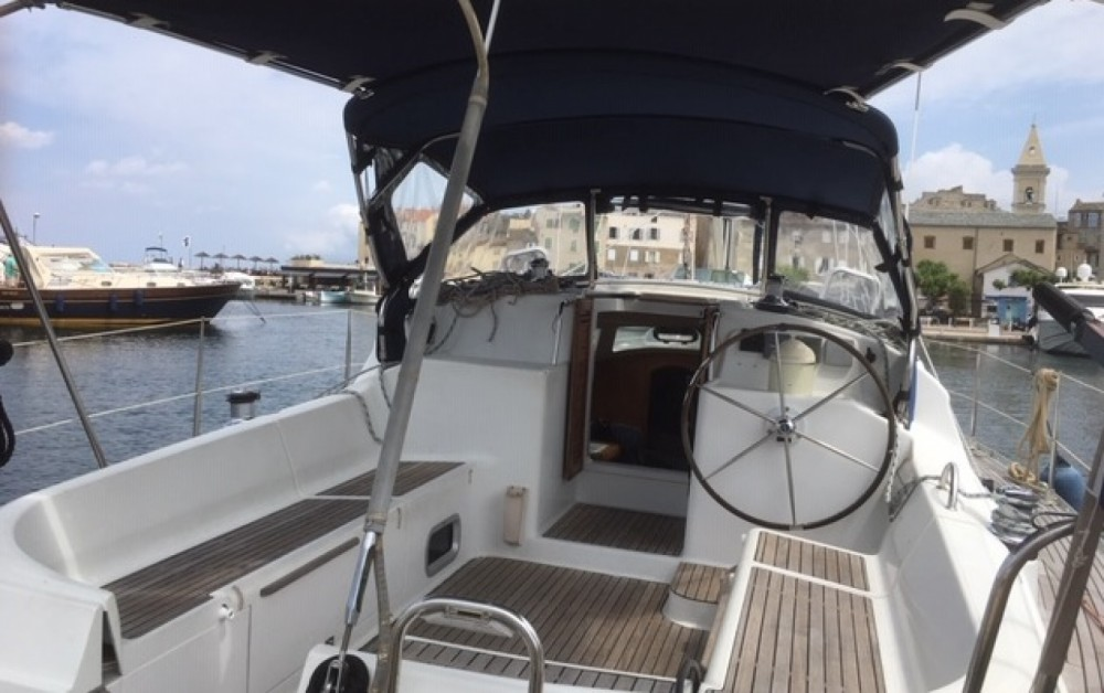 Boat rental Saint-Florent cheap SUN ODYSSEY 40 DS