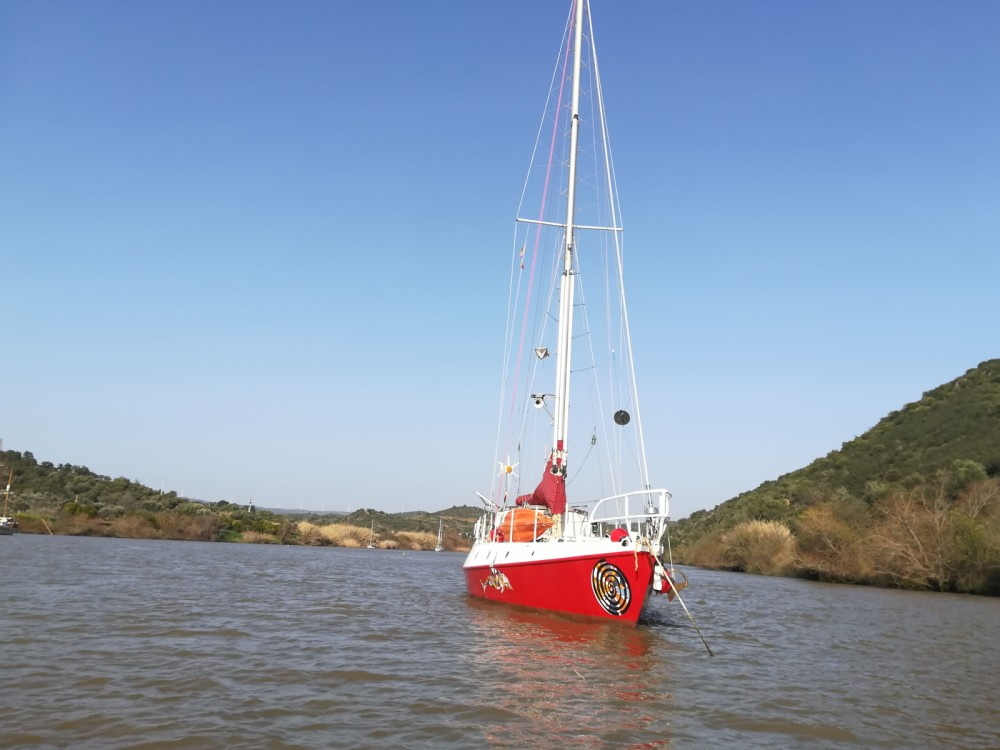 Hire Sailboat with or without skipper Reinke Faro