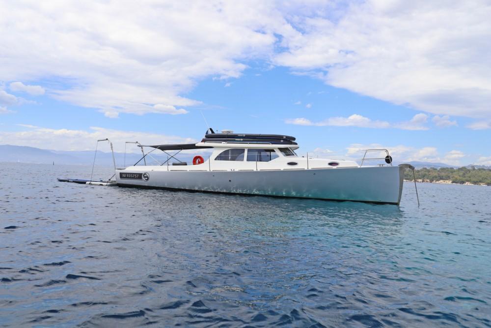 Location Bateau à moteur à Cannes - Range Boat 39