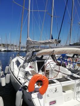 Location yacht à Île des Embiez - Bénéteau Oceanis 34 sur SamBoat