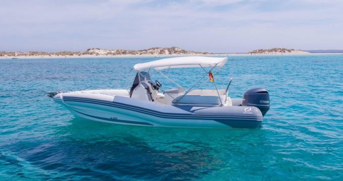 Location yacht à Ibiza (Ville) - Zodiac NZ-O 760 sur SamBoat