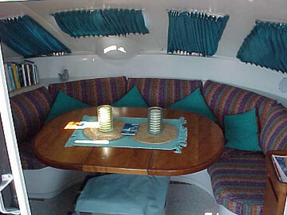 Boat rental Preveza cheap Lagoon 42