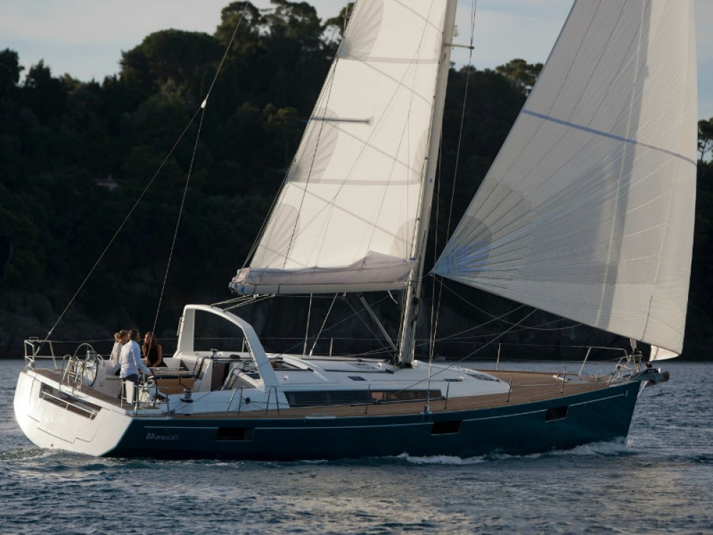 Bénéteau Oceanis 48 between personal and professional ACI Marina Dubrovnik