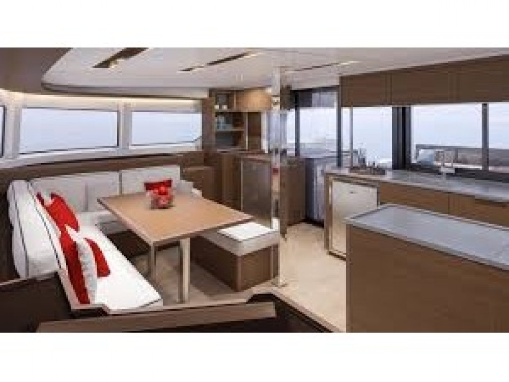 Boat rental Le Marin cheap Lagoon 46