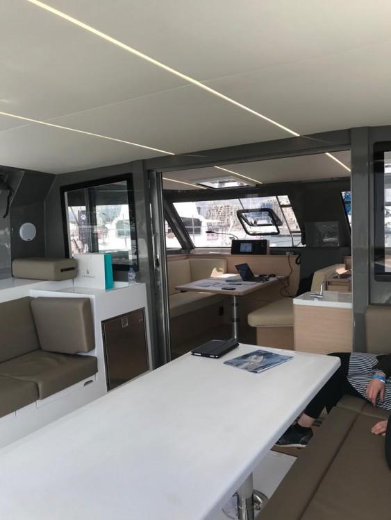 Boat rental Cagliari cheap Nautitech 40
