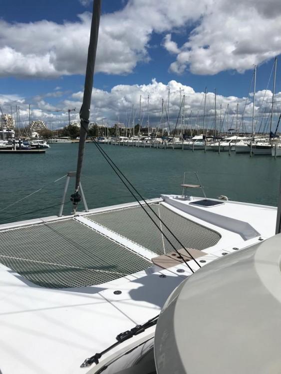 Rental yacht Cagliari - Nautitech Nautitech 40 on SamBoat