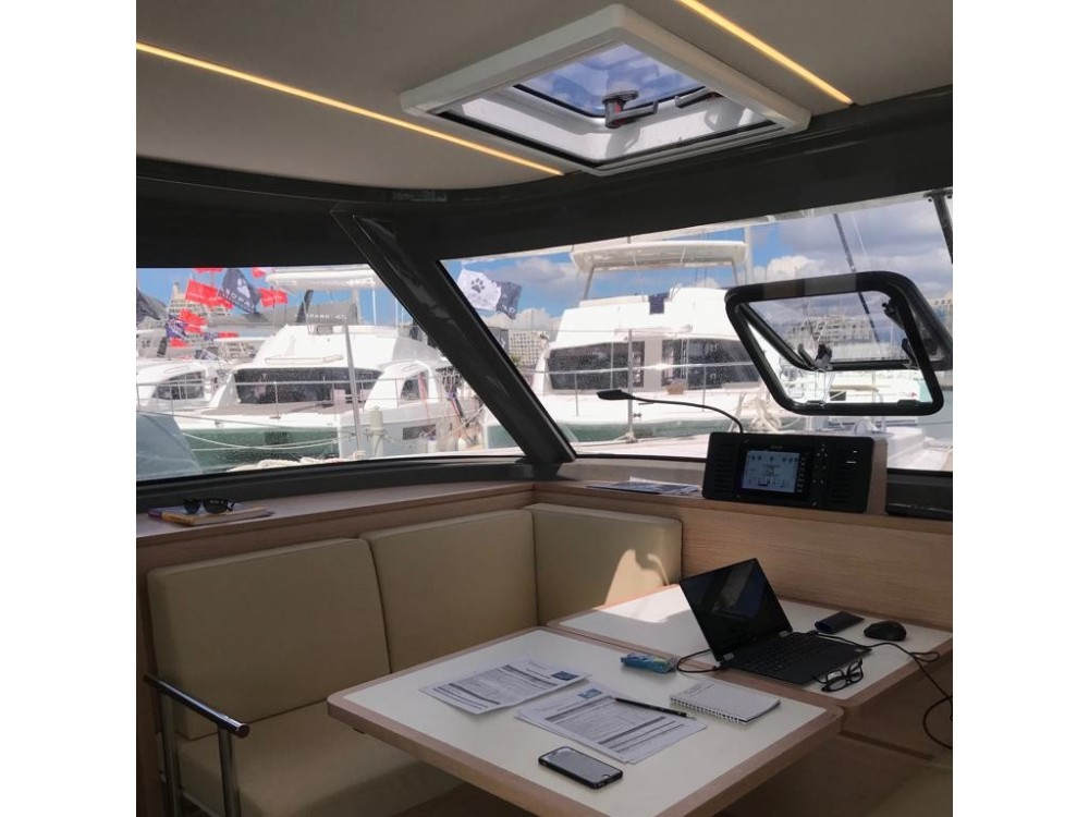 Hire Catamaran with or without skipper Nautitech Cagliari