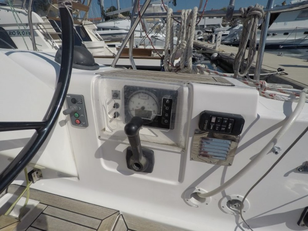 Rental Sailboat in Šibenik - Salona Salona 44