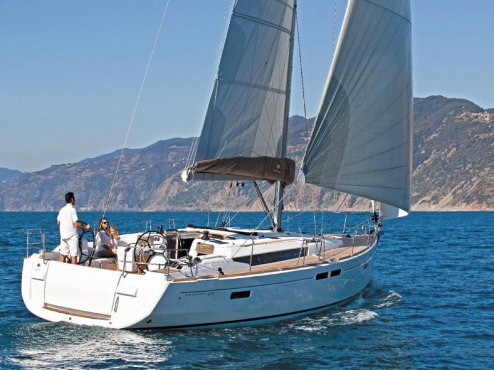 Boat rental Palmeira cheap Sun Odyssey 519