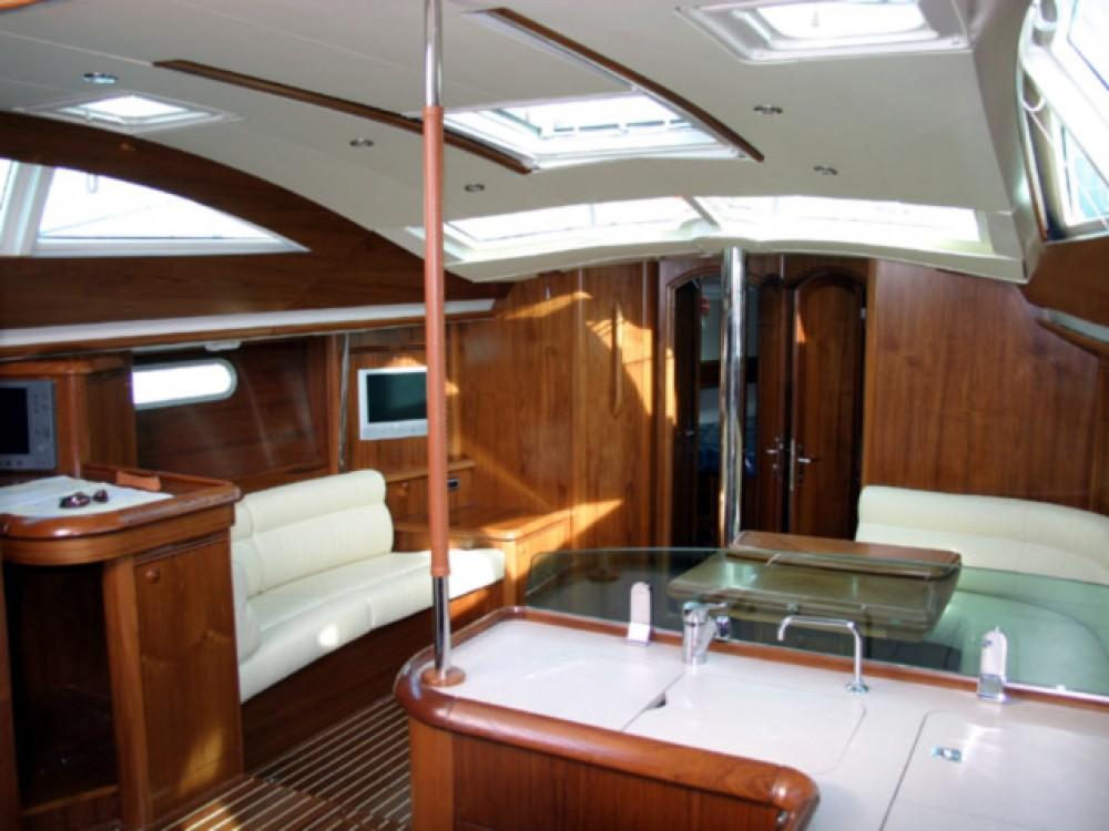 Boat rental Skiathos cheap Sun Odyssey 49