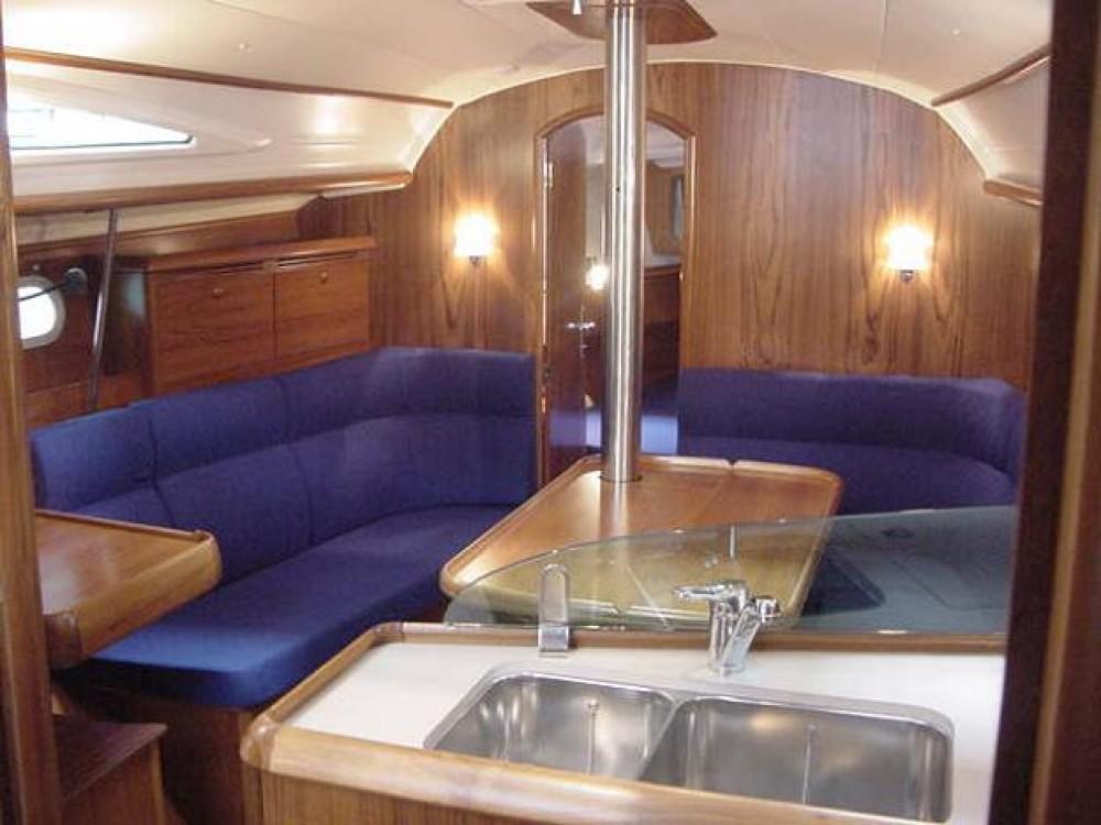 Boat rental Jeanneau Sun Odyssey 35 in Keramoti on Samboat