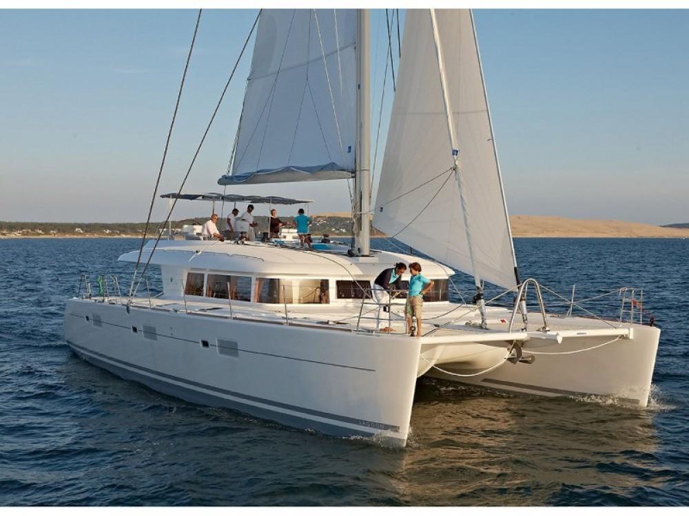 Rental Catamaran in Victoria - Lagoon Lagoon 620