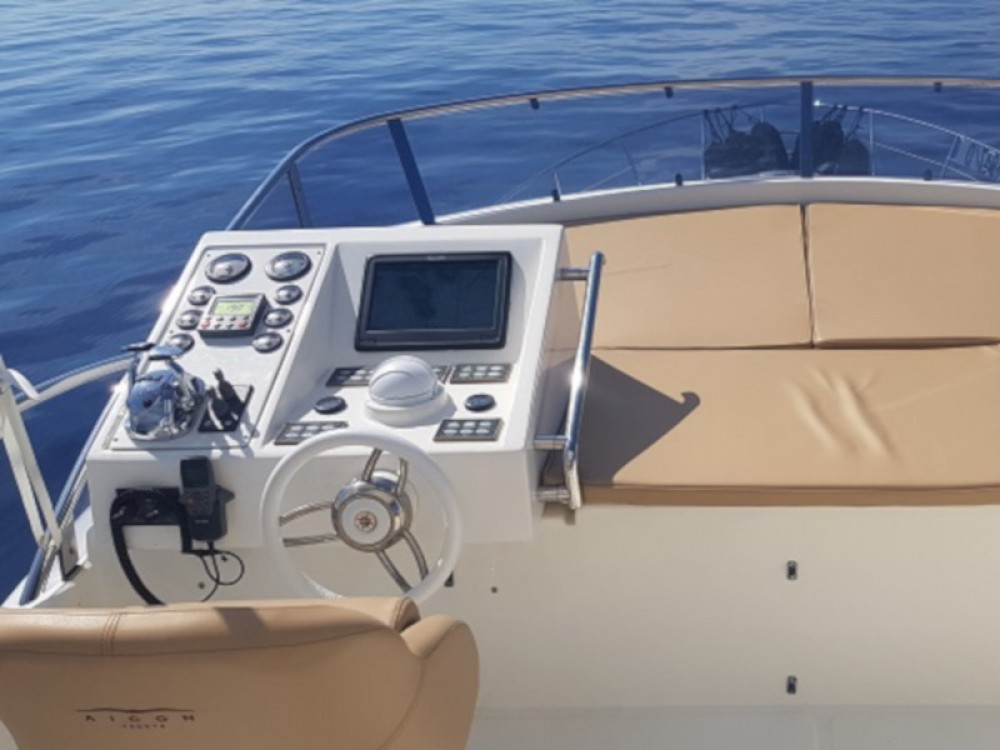 Aicon Aicon 54 between personal and professional ACI Marina Trogir