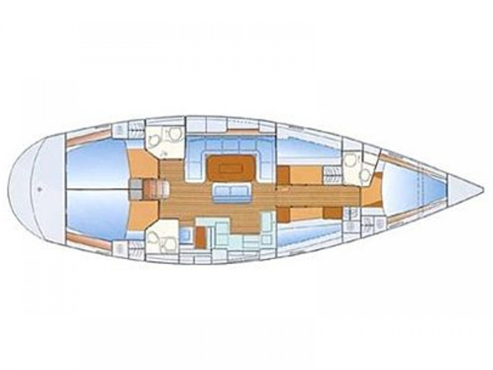Bavaria Bavaria 50 Cruiser between personal and professional Marina Pirovac