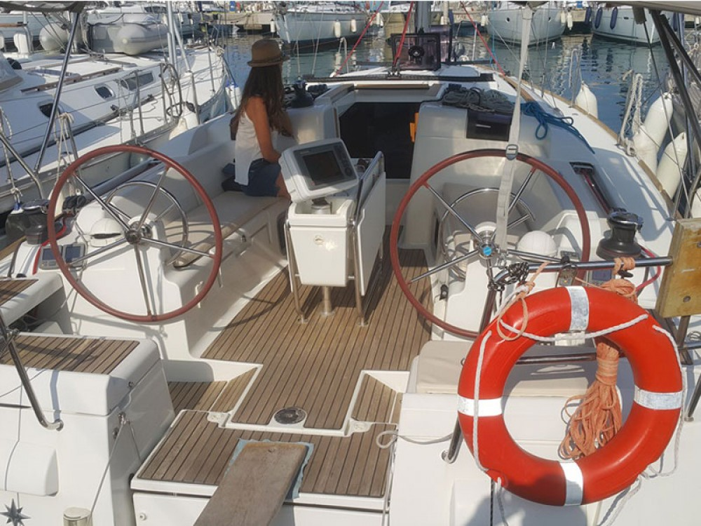 Jeanneau Sun Odyssey 409 between personal and professional Tivat