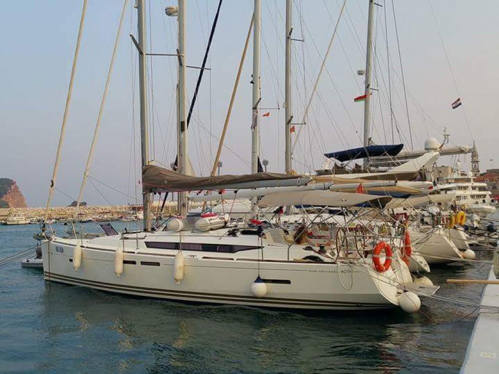 Rental yacht Tivat - Jeanneau Sun Odyssey 409 on SamBoat