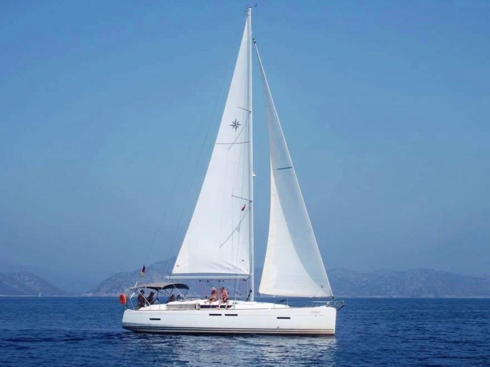 Rental Sailboat in Tivat - Jeanneau Sun Odyssey 409