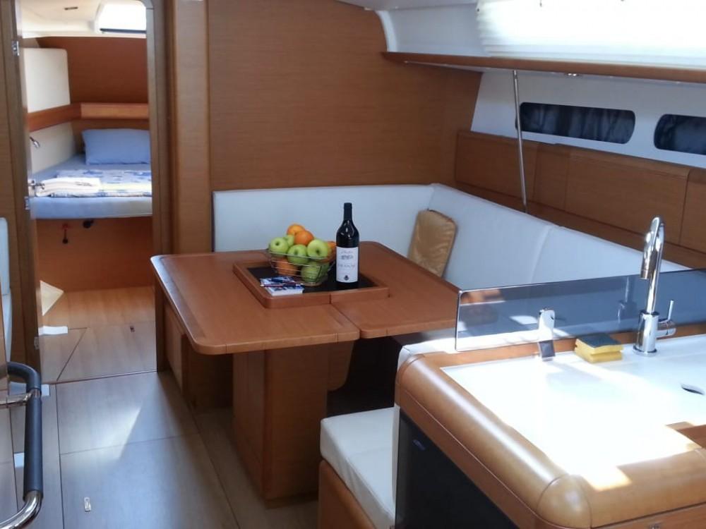 Boat rental Tivat cheap Sun Odyssey 409
