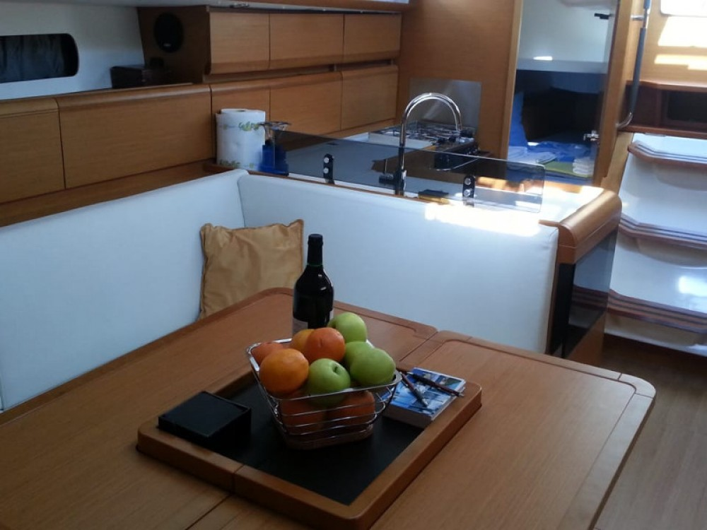 Hire Sailboat with or without skipper Jeanneau Tivat