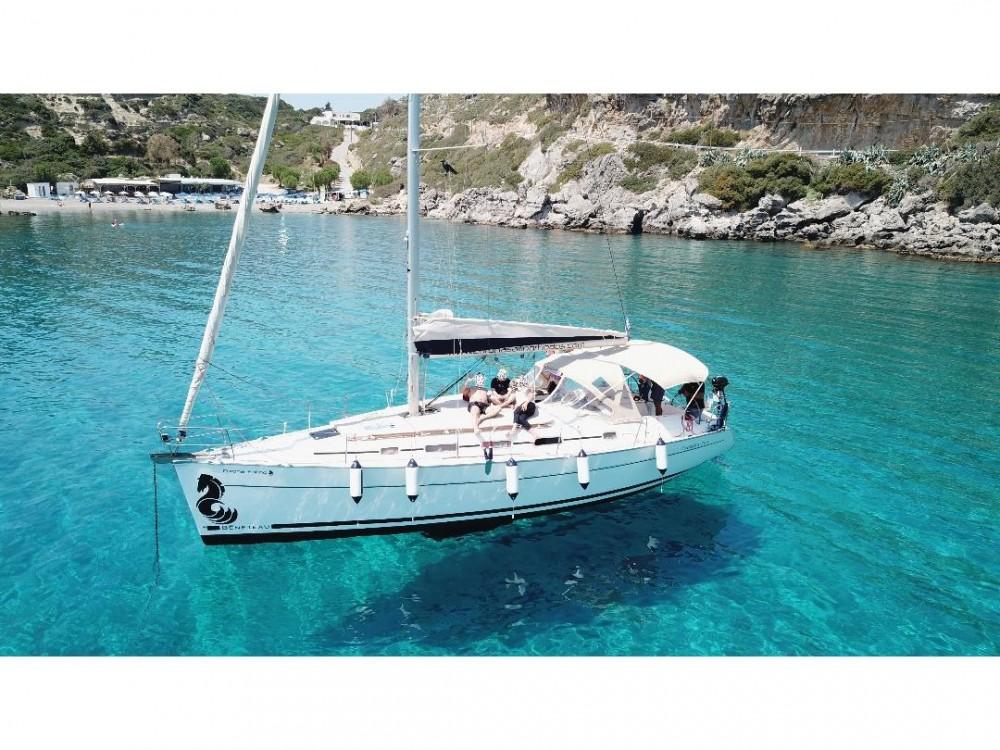 Boat rental Rhodes cheap Cyclades 39.3