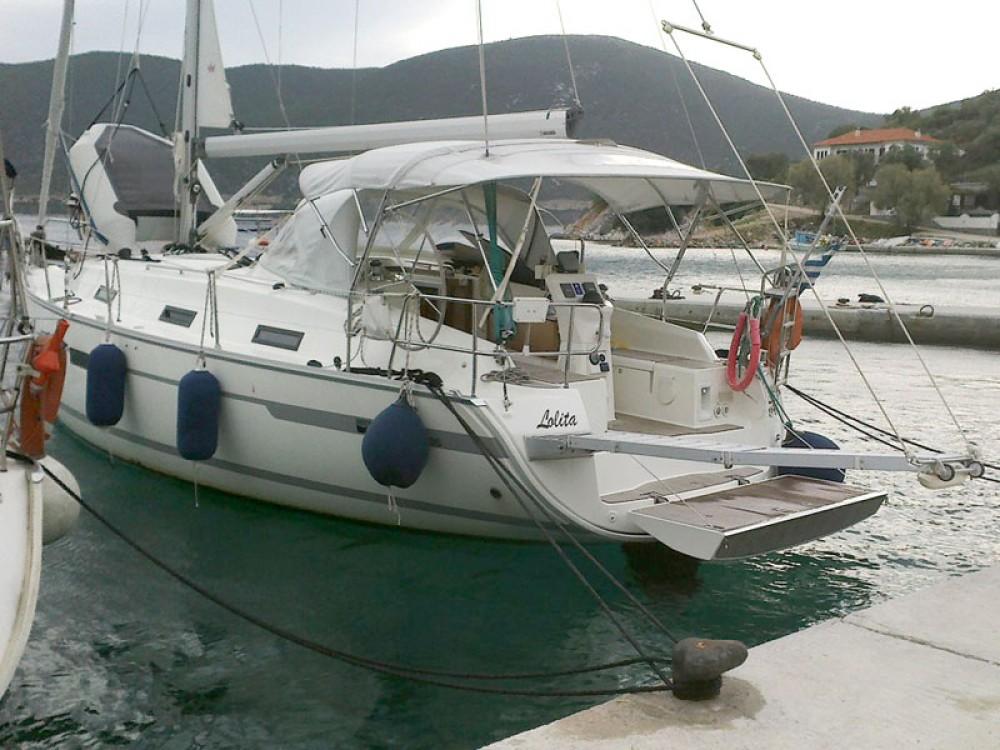 Bavaria Bavaria Cruiser 36  between personal and professional Skiathos