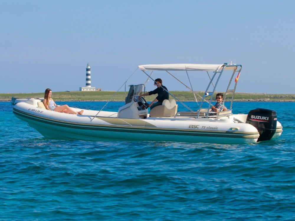 Rental yacht Maó - Bsc BSC 75 Classic on SamBoat
