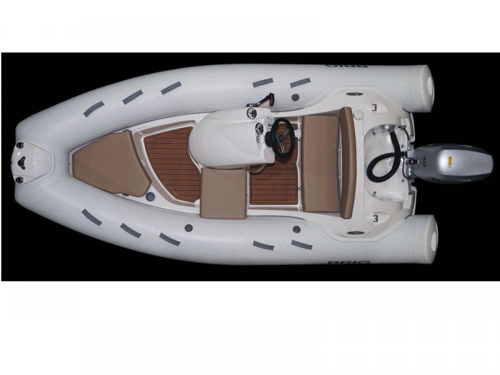 Rental Motor boat in Maó - Brig Brig 390 Eagle