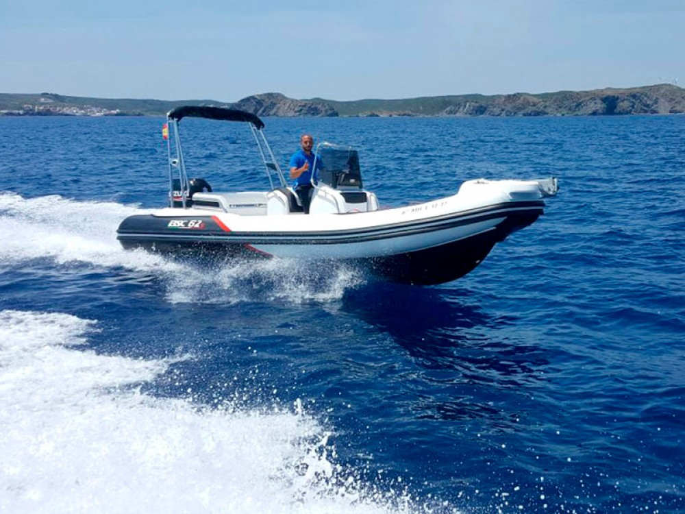 Boat rental Bsc BSC 62 Sport in Maó on Samboat