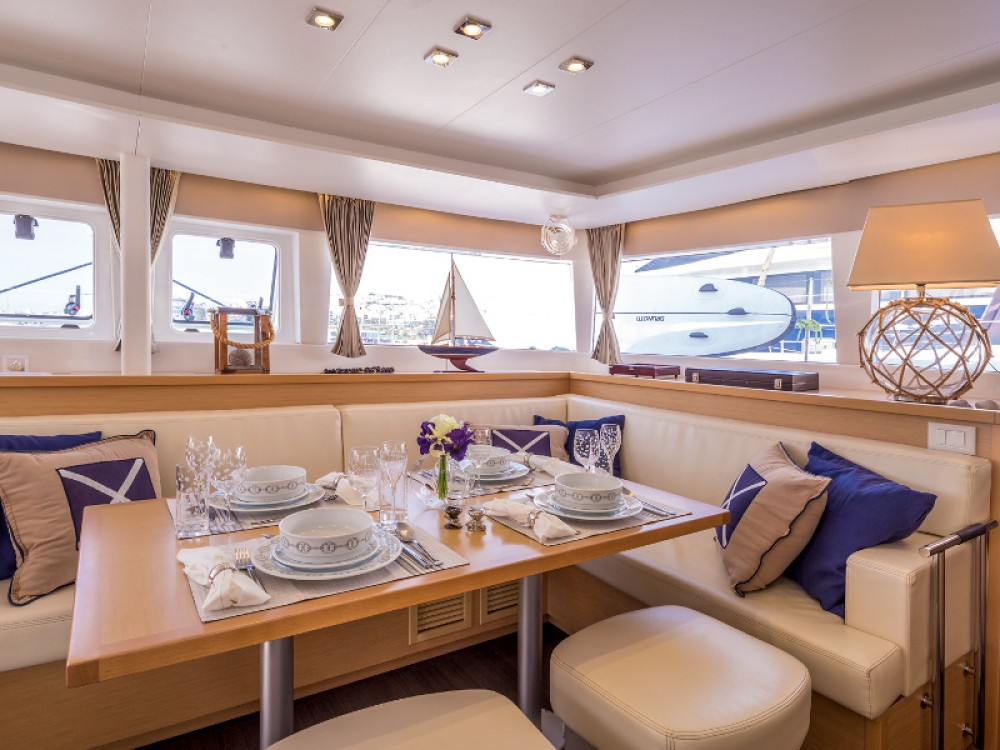 Catamaran for rent Marina de Alimos at the best price