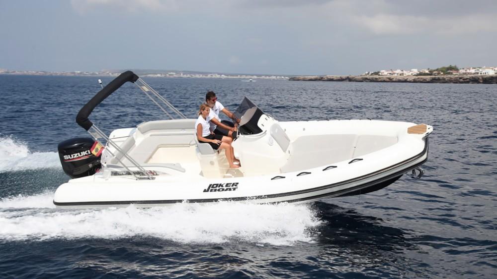 Location yacht à Ibiza - Joker Boat Clubman 24 sur SamBoat