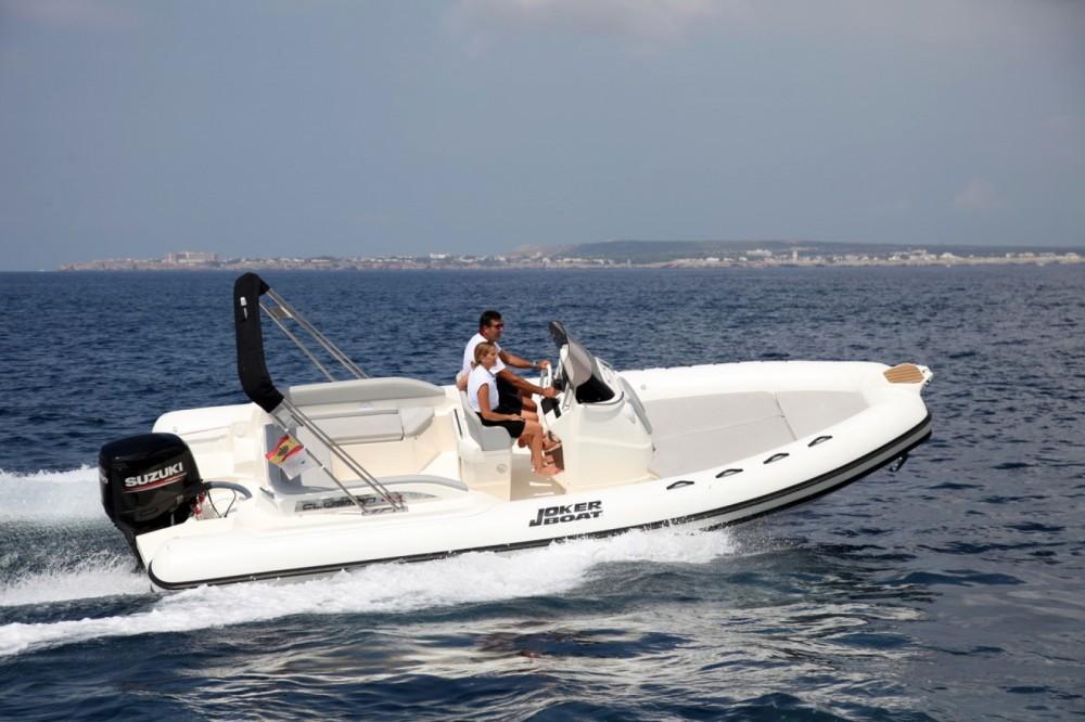 Joker Boat Clubman 24 entre particuliers et professionnel à Ibiza