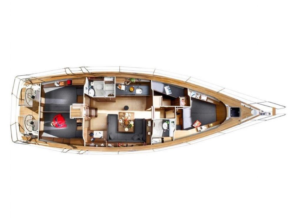 Hire Sailboat with or without skipper Bavaria Marina Gouvia
