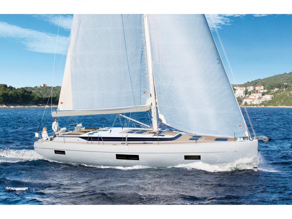 Boat rental Marina de Alimos cheap Bavaria C50 Style