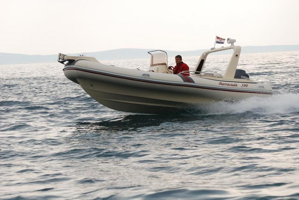 Rental yacht Marina Pirovac - Barracuda Barracuda on SamBoat