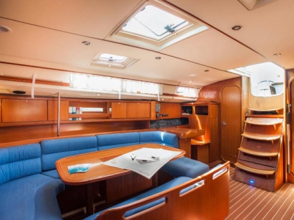 Rental Sailboat in Split - Dufour Dufour 455 Grand Large