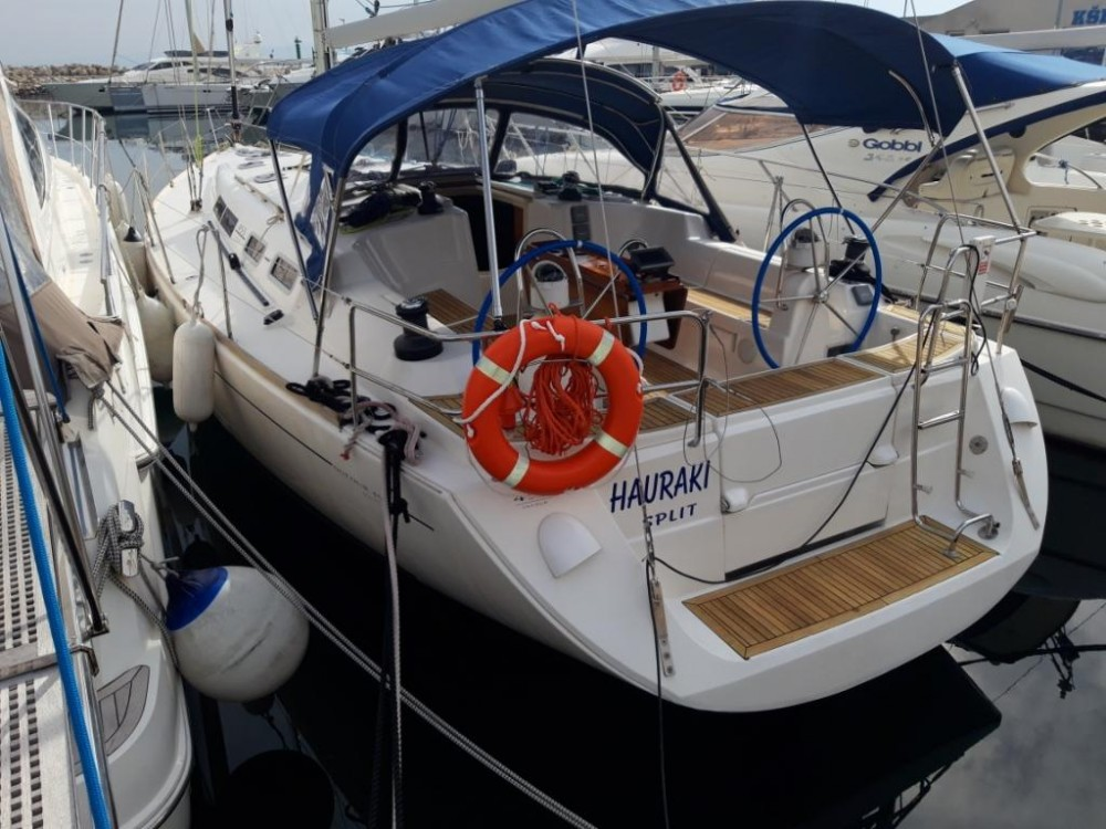 Rental yacht Split - Dufour Dufour 455 Grand Large on SamBoat