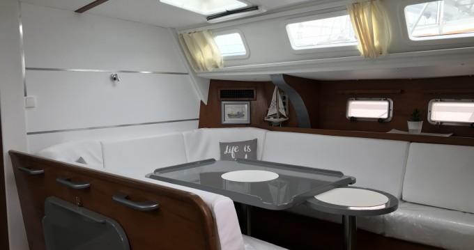 Location Voilier Dynamique Yacht avec permis