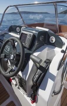 Location Bateau à moteur à Dubrovnik - Okiboats Barracuda 545 Open