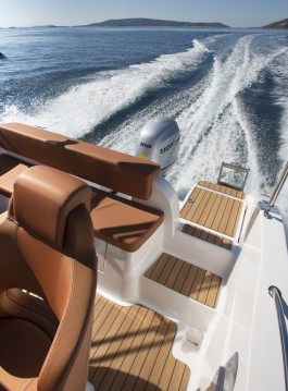 Location bateau Dubrovnik pas cher Barracuda 545 Open