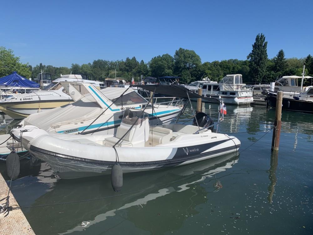 Schlauchboot mieten in Chartrettes - Zar Formenti MAKO 68