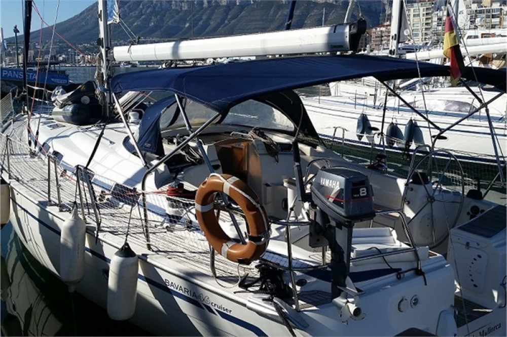 Location bateau Bavaria 46 à Sant Carles de la Ràpita sur Samboat