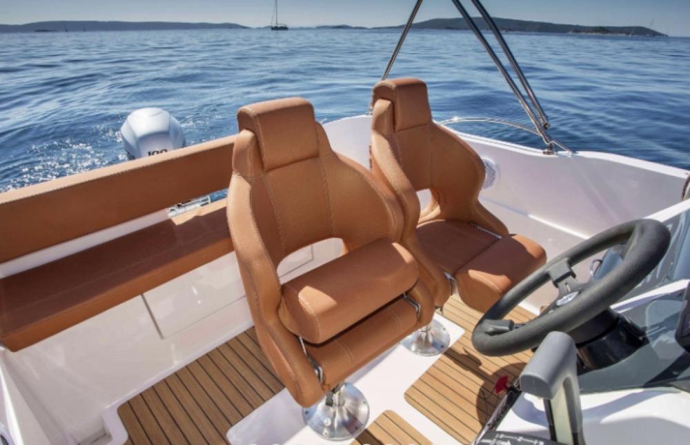 Location bateau Krk pas cher Barracuda 545 Open
