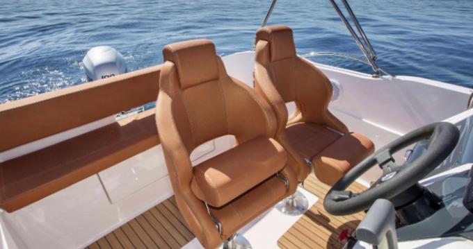 Location yacht à Krk - Okiboats Barracuda 545 Open sur SamBoat