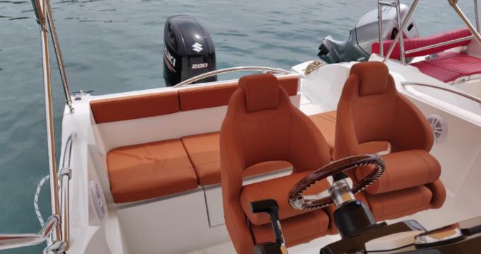 Location bateau Krk pas cher Barracuda 686 WA