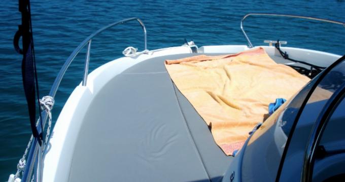 Location bateau Krk pas cher Flyer 550