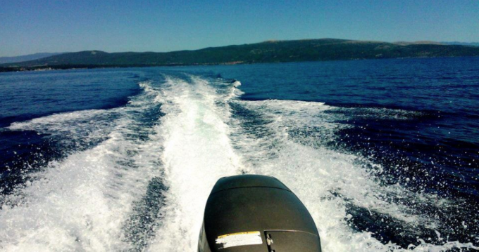 Location yacht à Krk - fisherman Speedy 450 sur SamBoat
